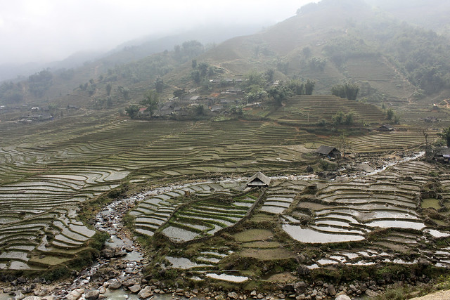 view of lao chai village
