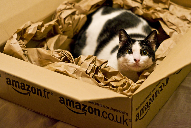 Sveva vs. Amazon box