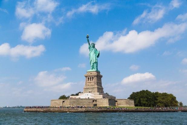 Ver la Estatua de la Libertad gratis