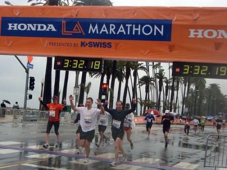 Maratón ASICS de Los Angeles 2014