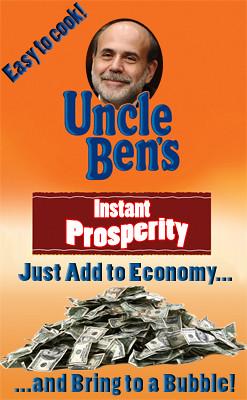 Uncle Ben's Instant Money