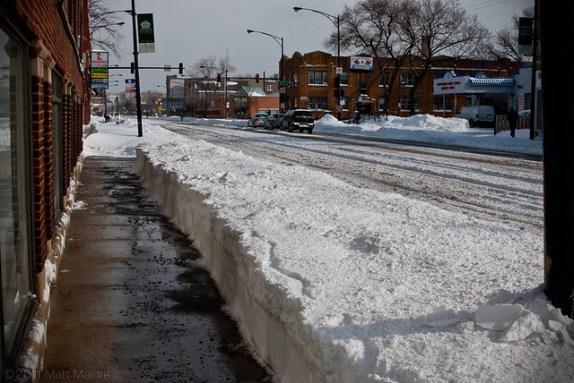 Chicago Winter Snow Blizzard 2011: Photo 17