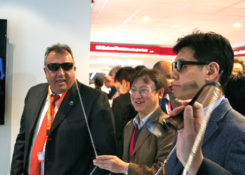 GSMA Mobile World Congress 2011