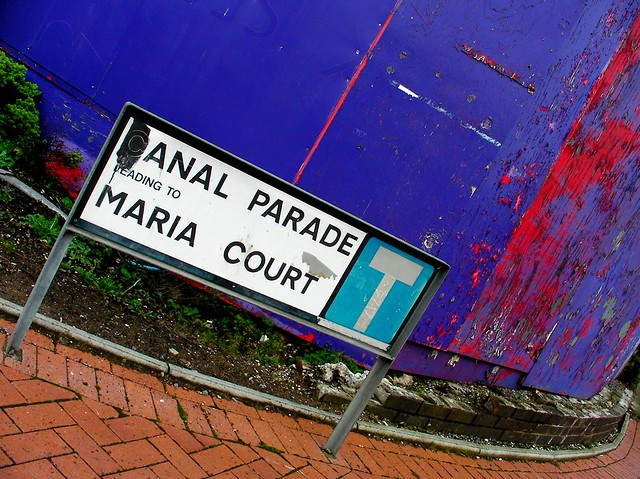 Canal Parade, Grangetown, Cardiff