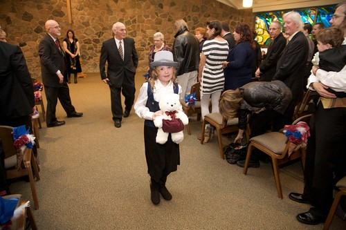Ringbearer with the Ring Bear