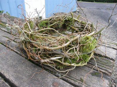 creative willow basket