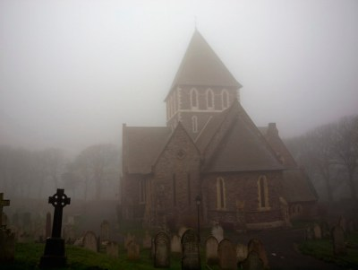 Spooky fog! - Aldermey | Flickr - Photo Sharing!
