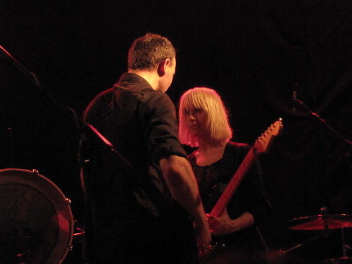 The Joy Formidable live at Covo Club