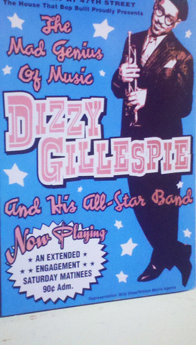 The Mad Genius of Dizzy Gillespie