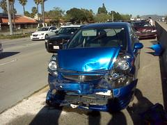 Bye bye little car