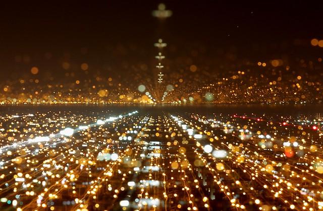 lights, Coquimbo, La Serena, Chile