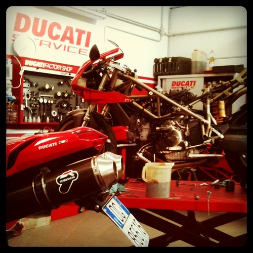 Ducati Workshop
