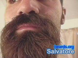 Salvatore: going goatee, part 24