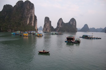Trip to Ha Long Bay - alle Bilder gesammelt