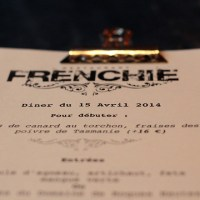 Dinner at Frenchie