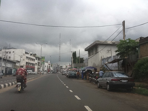 Downtown Ibadan by Jujufilms