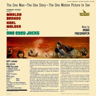 Hugo Friedhofer - One-Eyed Jacks b