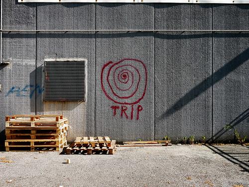 Pen# @Trip