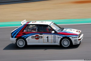 Heeyoung's blog: Lancia Delta HF Integrale Martini Racing