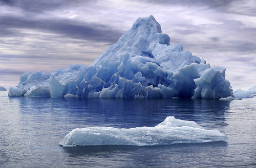 Iceberg's have a surface and deep view.