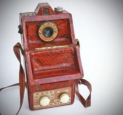Air King Camera Radio Model A410