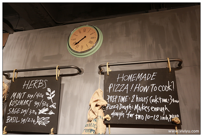 [桃園.美食]薄多義.桃園站前店~平價義式料理.披蕯.義大利麵.燉飯 @VIVIYU小世界