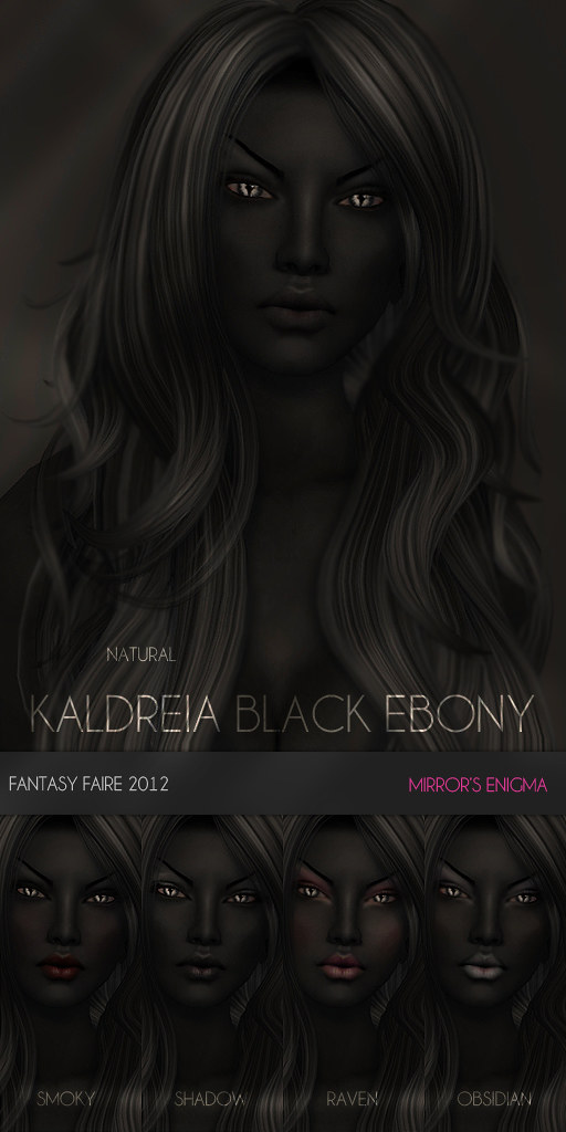 Kaldreia (Black Ebony)