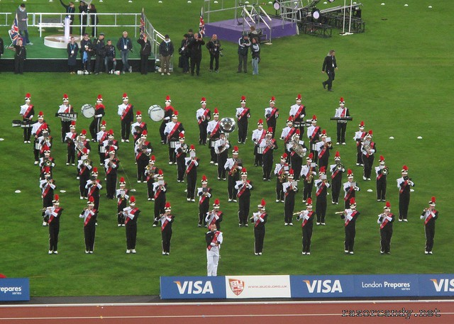 Olympics Stadium - 5th May, 2012 (95)