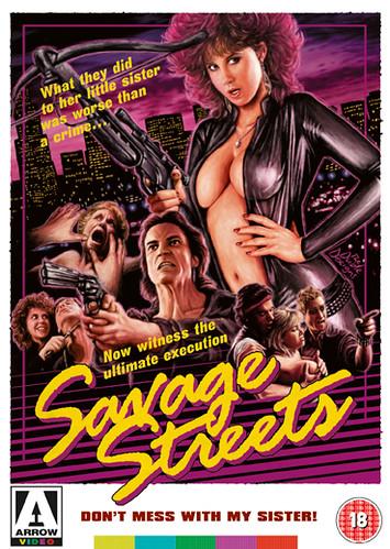 AV_Savage Streets_DVD.indd by peliculero2012