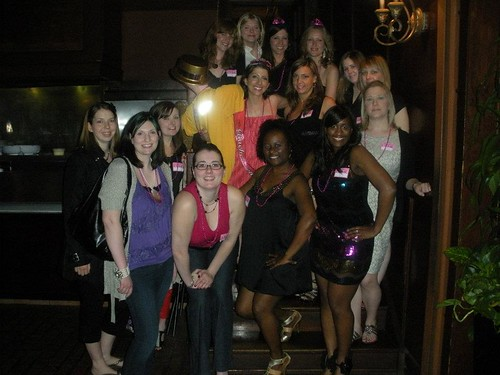 Andrea's Bachelorette Party