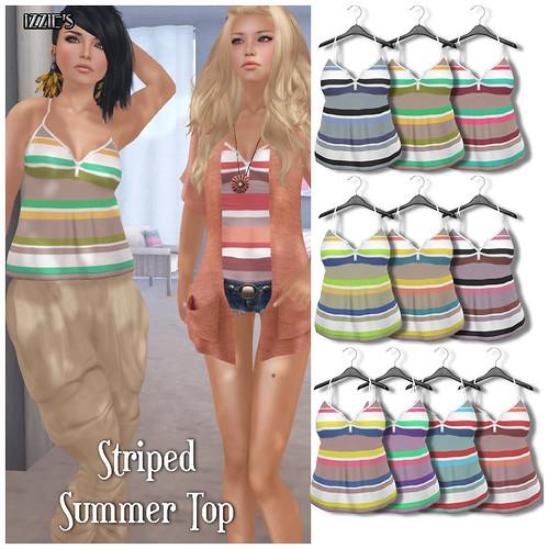 Striped Summer Top
