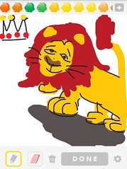 LIONKING, Draw Something App