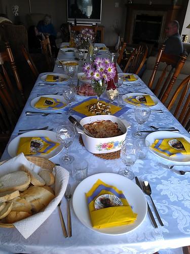 WOW Easter Dinner!