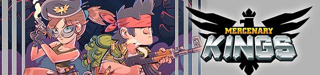 Mercenary Kings on PS4