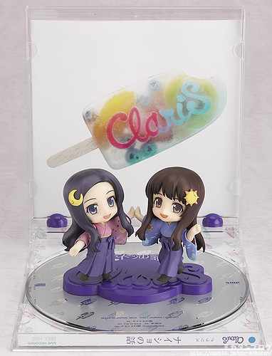 Nendoroid Petit ClariS set: Naisho no Hanashi version