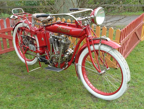 1912 Indian Motorcycle