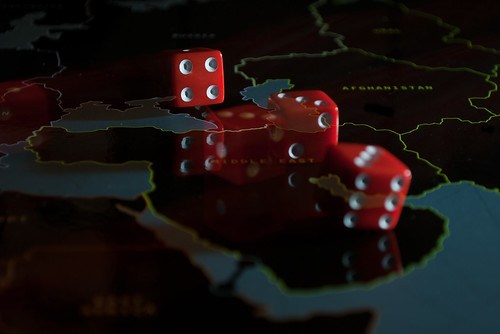 Risk - Onyx Edition (Ghosts of board games past)