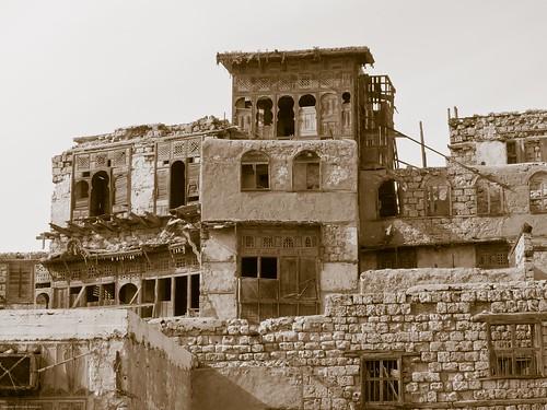 "Al Balad (""Old Town""), Yanbu"