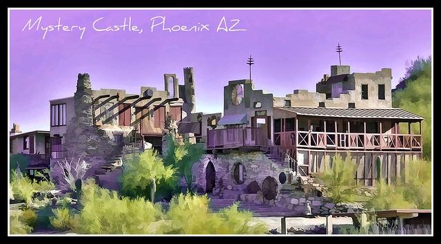 Mystery Castle, Phoenix AZ
