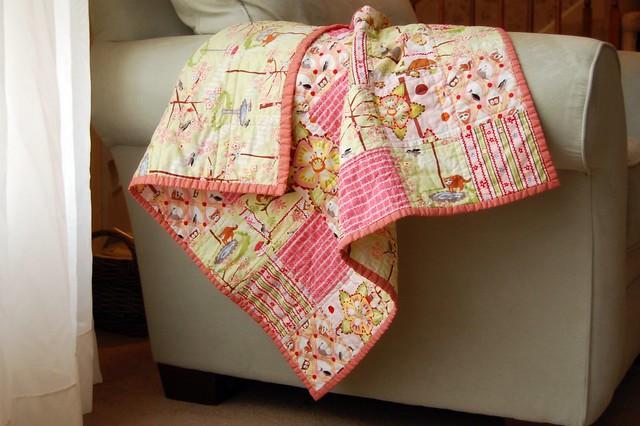 Kaori's Quilt