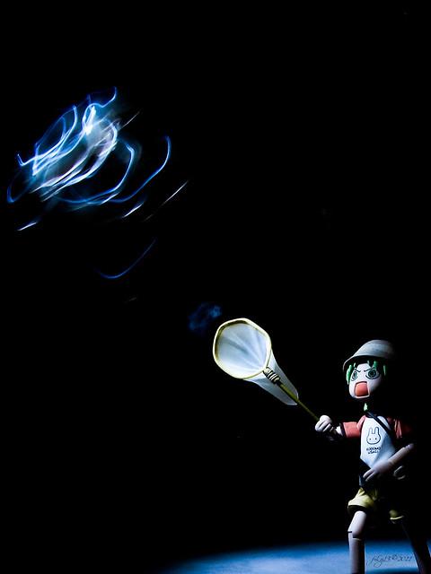 Revoltec Yotsuba Light Painting