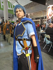 Mike as Marth