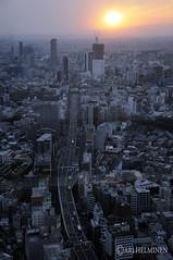 Mori Tower View, 東京 日本