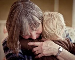 Hugs, snuggle, heart health and oxytocin