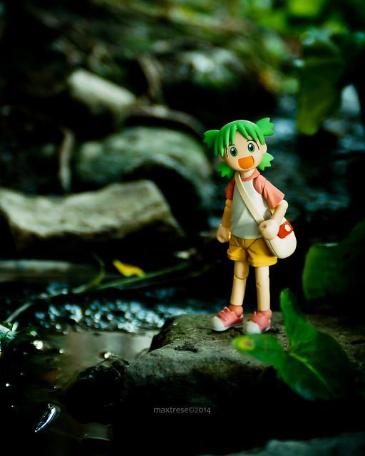 Revoltech Yotsuba the explorer