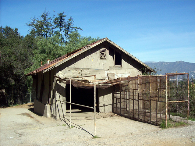 Griffith Park - Old Zoo
