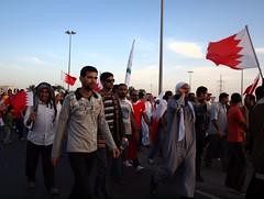 Bahrain Revolution Protest