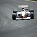 1991 F1 Canadian  GP Stefan Johansson - Footwork Porsche