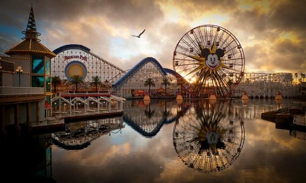 Parque de atracciones de California
