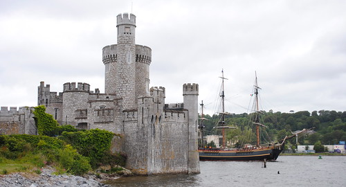 HMS Bounty and Blackrock Castle Observatory